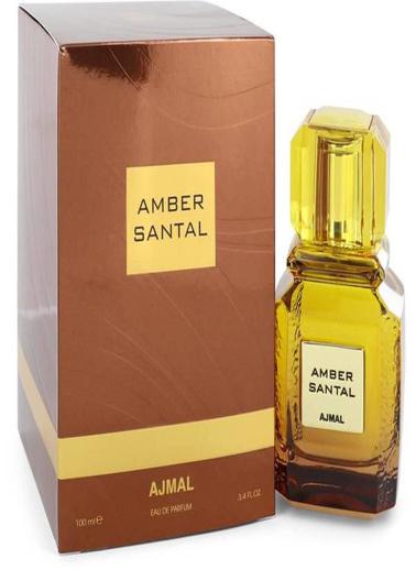 Ajmal Ajmal Amber Santal Edp 100 Ml Unisex Parfüm Renksiz